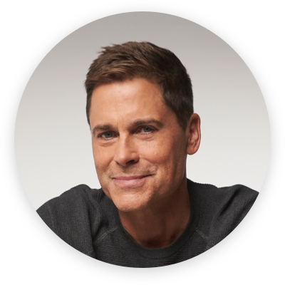 Q&A With Rob Lowe