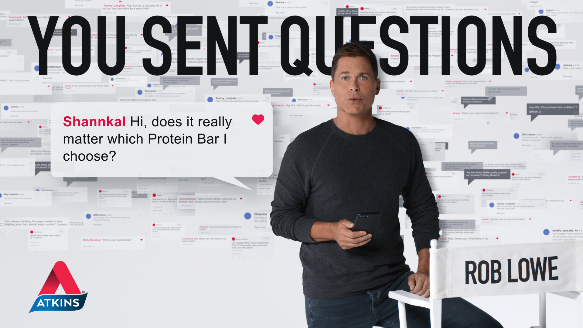 Shannkal asks: Hi, does it really matter which Protein Bar I choose?