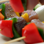 Photo of Asian Tuna Kebabs