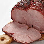 barbecued ham recipe