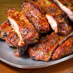 Photo of Chili Maple Mustard Ribs