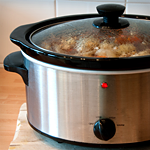 Vegetable Soup in the Crockpot