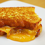 grilled cheese tomato