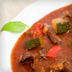 Photo of Pork and Vegetable Stew Italiano