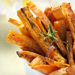 Photo of Rosemary-Roasted Sweet Potatoes