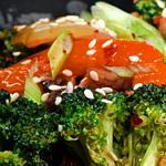 sesame vegetables