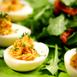 low carb deviled eggs
