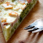 Photo of Baked Artichoke-Parsley Cheese Squares