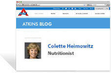 Atkins Blog