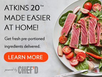 Chef'd - Atkins 20