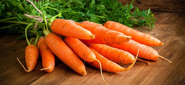 Summer Baby Carrots