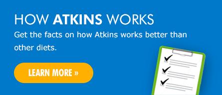How do  atkins diet work