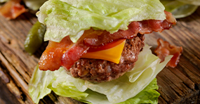 Low Carb and Keto Fast Food Options image