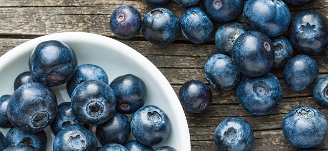 Low Carb Blueberry Recipes   Atkins