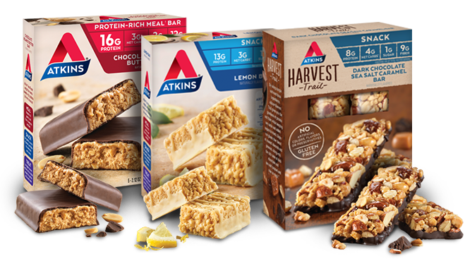 Where can i buy atkins bars