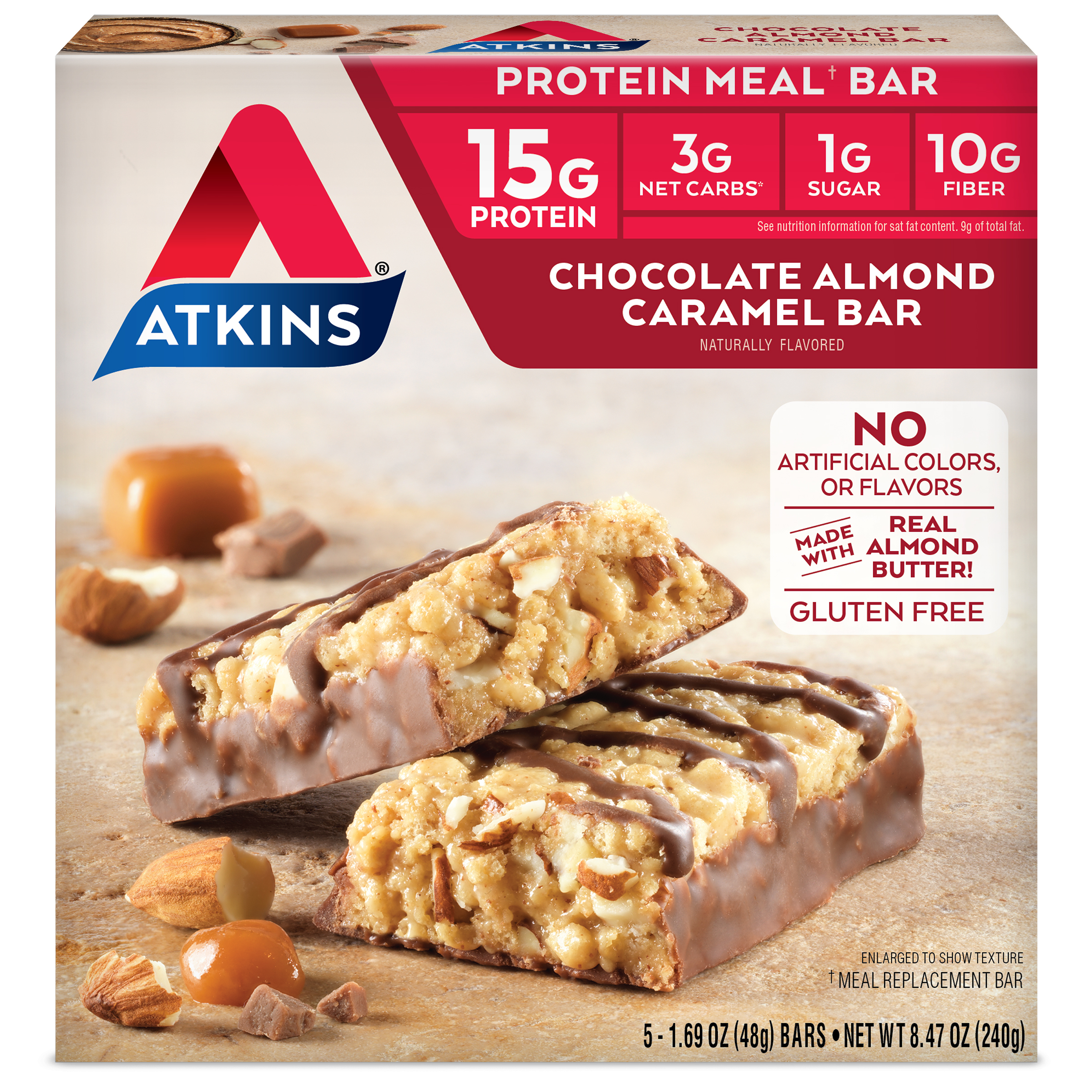 protein meal replacement bars for weight loss