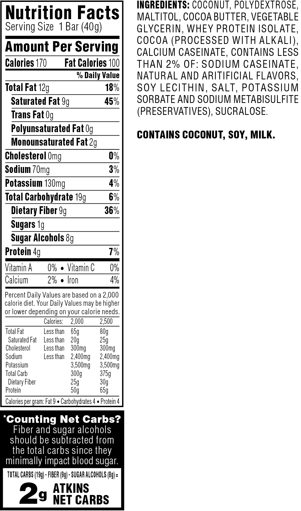 Green beans coffee nutrition facts