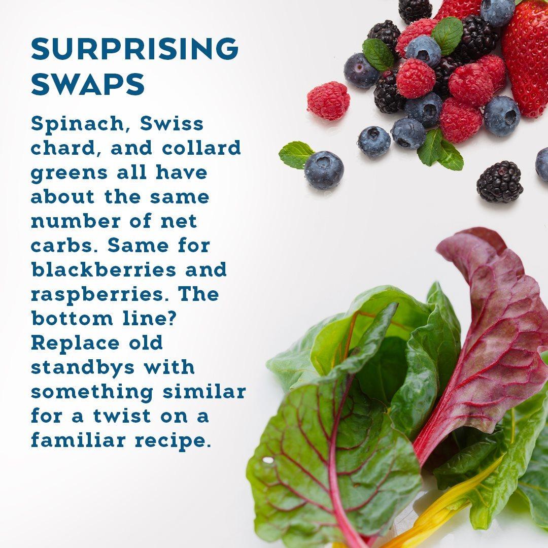 Surprising swaps