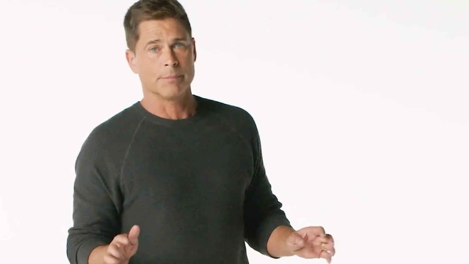 Rob Lowe is Alexa