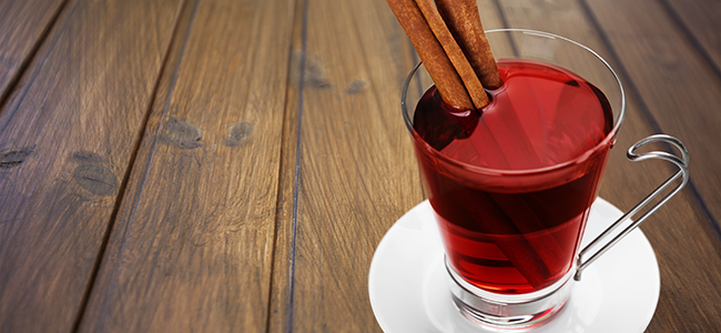Warm Up with Mulled Wine